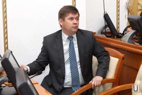 Совещание у Губернатора  Курган, ксенофонтов игорь