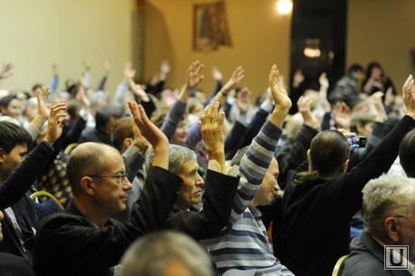 Конференция РПР-ПАРНАС. 15 ноября 2014г