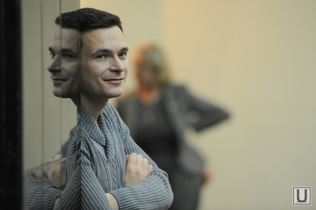 Конференция РПР-ПАРНАС. 15 ноября 2014г, Яшин Илья