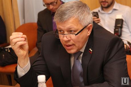 Комитет областной Думы по экономике Курган, казаков владимир