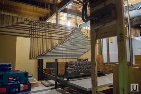 В екатеринбургской филармонии собирают орган., органный концертный зал, филармония екатеринбург