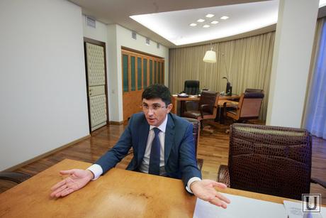 Интервью. Сергей Дрегваль. Екатеринбург, кабинет, дрегваль сергей