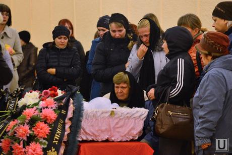 Похороны Саши Зыбарь Верх-Нейвинский