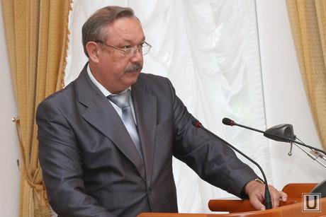 Совещание у Губернаторя  Курган, якушев александр