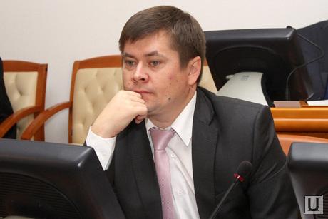 Заседание Областной Думы Курган, ксенофонтов игорь