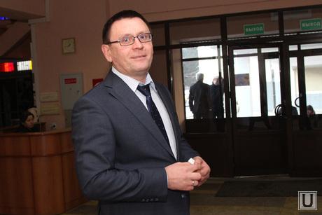 Конференция Единой России Курган, чебыкин сергей