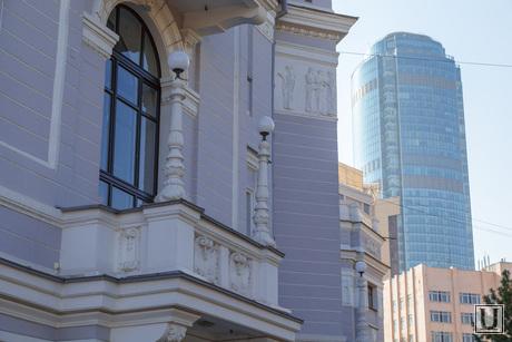 Рабочая поездка по городу №2. Екатеринбург, театр оперы и балета, бц высоцкий, екатеринбург