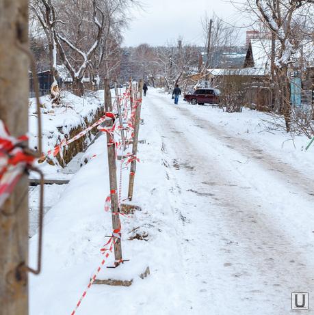 Рабочая поездка по городу №4. Екатеринбург, зимняя дорога, ремонт теплотрассы