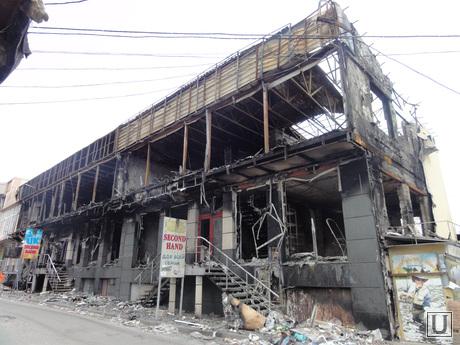 Луганск. Жизнь налаживается, разруха