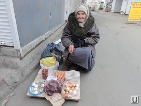 Луганск. Жизнь налаживается, овощи, торговля, бабушка