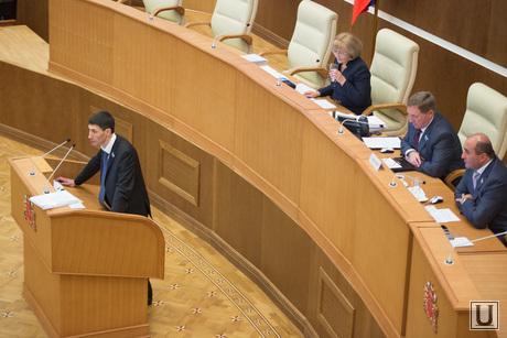 Заседание законодательного собрания СО по бюджету области на 2015 год. Екатеринбург, сизов денис