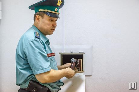 Интервью с Сергеем Юрьевичем Щебекиным. Екатеринбург, судебный пристав, пистолет, форма