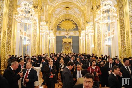 Послание президента Путина 12.12.12. Москва, кремлевский зал