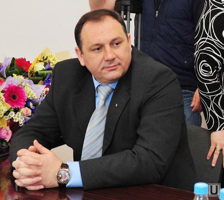 Ряшин Максим, глава администрации. Василий Филипенко, глава города. Ханты-Мансийск, ряшин максим