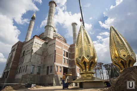 Уфа, строительство мечети