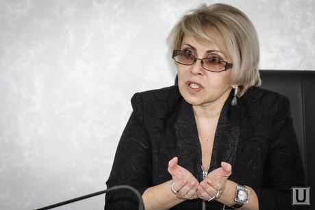 Чиновник. Сургут, Галина Грищенкова