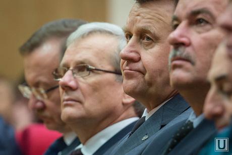 Встреча глав свердловских муниципалитетов с губернатором в областном правительстве. Екатеринбург, охлопков алексей, вяткин александр