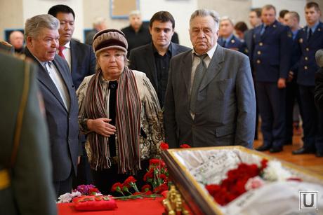 Прощальная церемония и отпевание Николая Васенина. Березовский