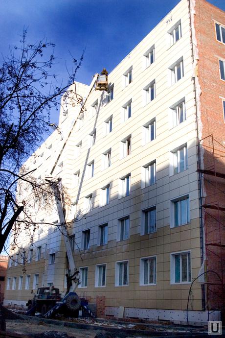 Госпиталь УВД Курган Урицкого 1 21.11.2013г, госпиталь