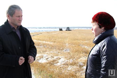 Алексей Кокорин в полях Курганская область, кокорин алексей, андреева неля