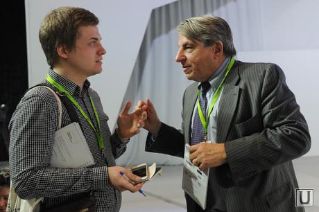Московский Урбанистический Форум. День 2, урбанистический форум, бенджамин барбер