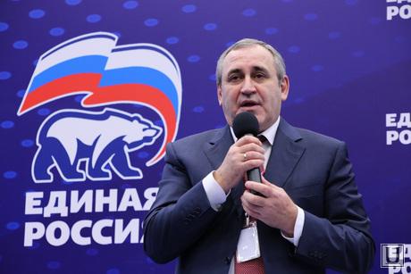 1ый день съезд ЕР. До обеда_, единая россия, неверов сергей