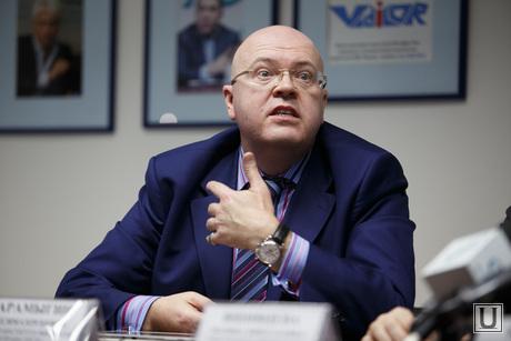 Пресс-конференция по банкам. Екатеринбург, марамыгин максим