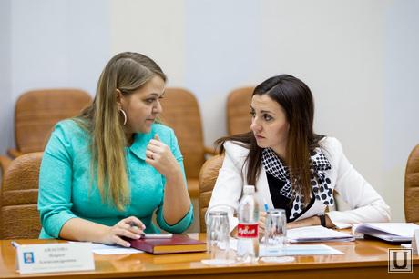 Совместное заседание думских комиссий. Ноябрьск