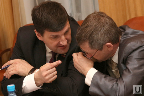 Комитет облдумы по соцполитике Курган, сыренков сергей, ярушин юрий