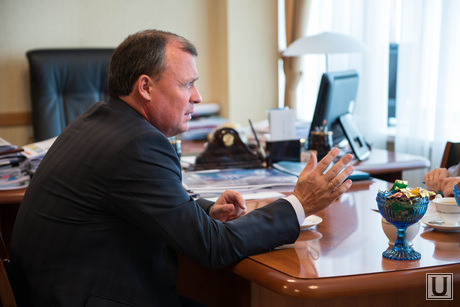 Алексей Орлов, первый заместитель председателя правительства Свердловской области, интервью. Екатеринбург, орлов алексей