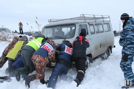 1 открытый профсоюзный чемпионат Уральского федерального округа по зимней ловле рыбы на мормышку Курган