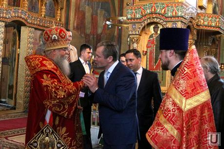 Пасха Курган, кокорин алексей, архиепископ константин