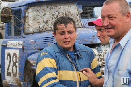 Чемпионат России по автокроссу. Курган, гонки