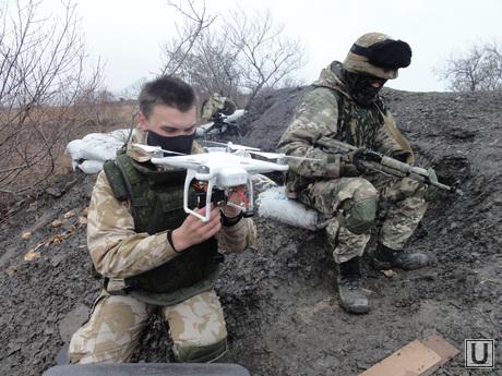 Фотографии с передовой. Украина. ДНР, солдаты, война, квадрокоптер, разведка