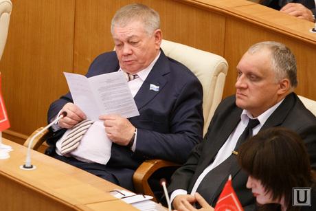 Бюджетное послание губернатора. Екатеринбург, коньков владимир, шадрин дмитрий