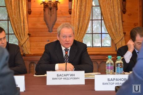 Совещание Басаргина с Бабичем и Соколовым, басаргин виктор