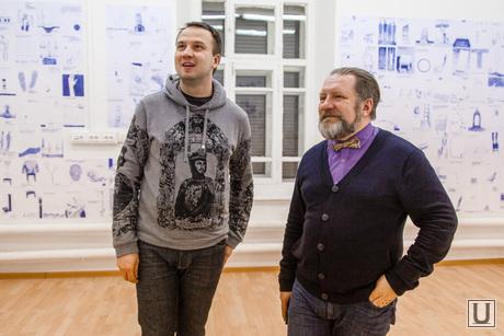 Интервью с Алексеем Глазыриным. Екатеринбург, глазырин алексей, вьюгин михаил