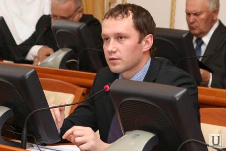 Заседание Правительства области  Курган, некрасов игорь