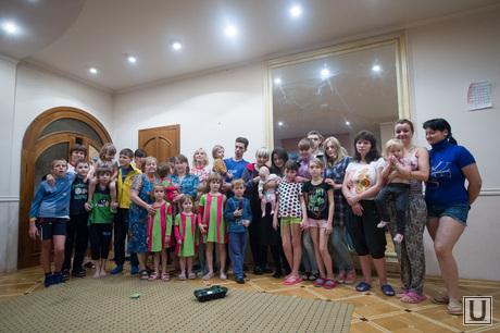 Дом бизнесмена для беженцев. Ростов-на-Дону