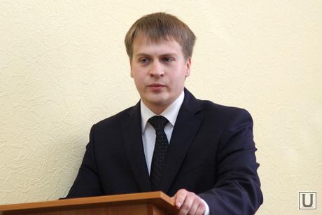 Заседание избиркома Курганской обл, александров юрий