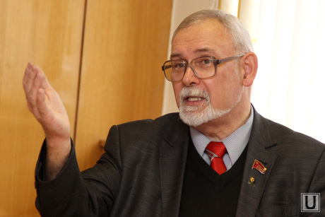 Пресс-конференция по итогам выборов Курган, кислицын василий