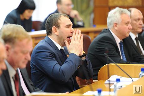 Законодательное собрание. Челябинск, видгоф михаил