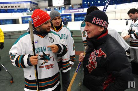 Хоккей в валенках. Челябинск., леонов сергей, нациевский константин