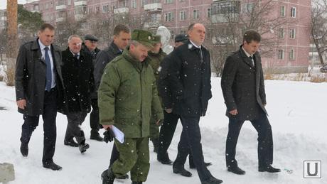 Врио губернатора Челябинской области Борис Дубровский в Чебаркуле, дубровский борис