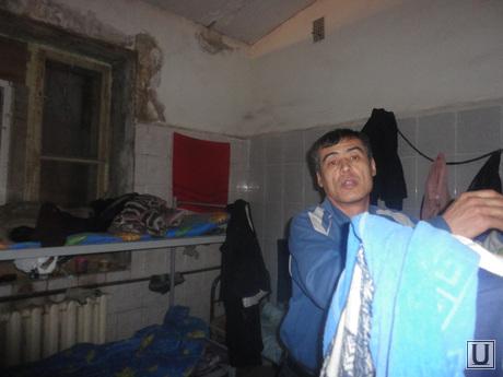 Гетто нелегальных мигрантов. Екатеринбург , мигрант, нелегал, общежитие мигрантов, бытовые условия нелегалов