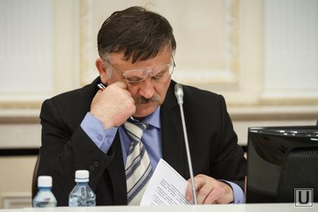 Заседание президиума правительства. Екатеринбург, киселев виктор