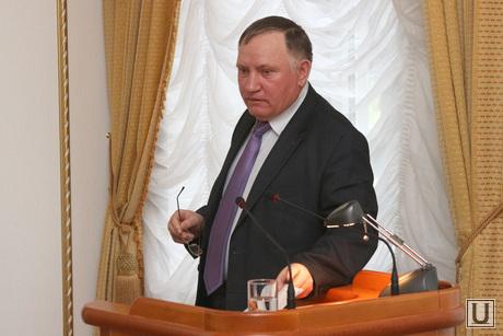 Совещание у Губернатора Курган, шишкоедов василий