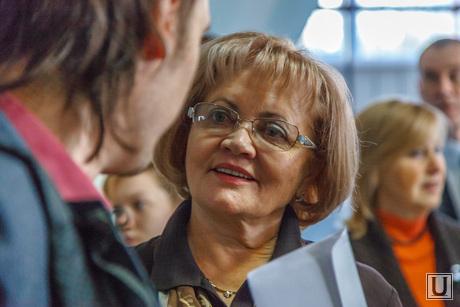 Конференция Единой России. Екатеринбург, бабушкина людмила