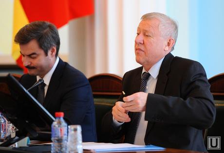 Заседание правительства. Челябинск., тефтелев евгений