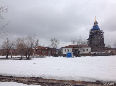 Тобольск памятники духовная столица